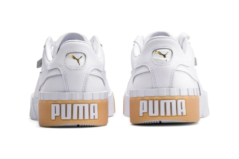 PUMA Cali Exotic White