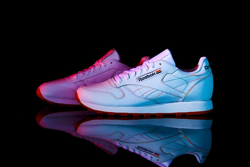 Reebok Pride Month Pack Classic Leather White