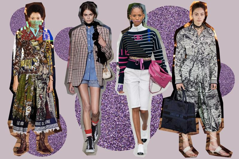 Resort 2020 Best Collections Prada Dior Chanel Maria Grazia Chiuri Virgine Viard Miuccia Prada