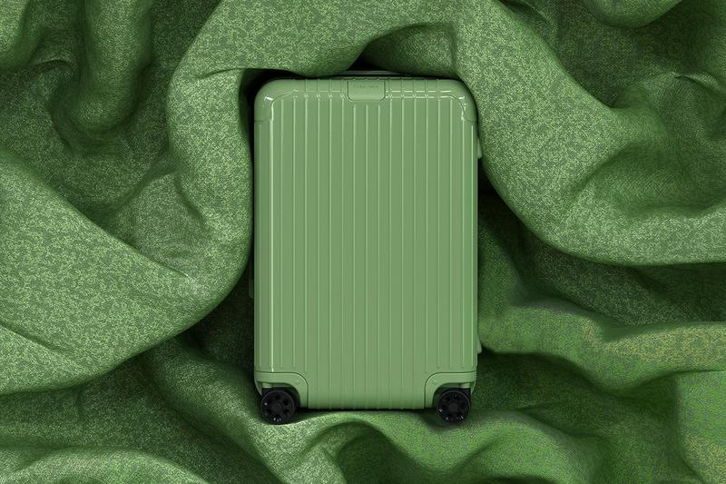 RIMOWA Essentials Suitcase Monochrome Release Red Yellow White Green Sage Travel Case Bag Wheel