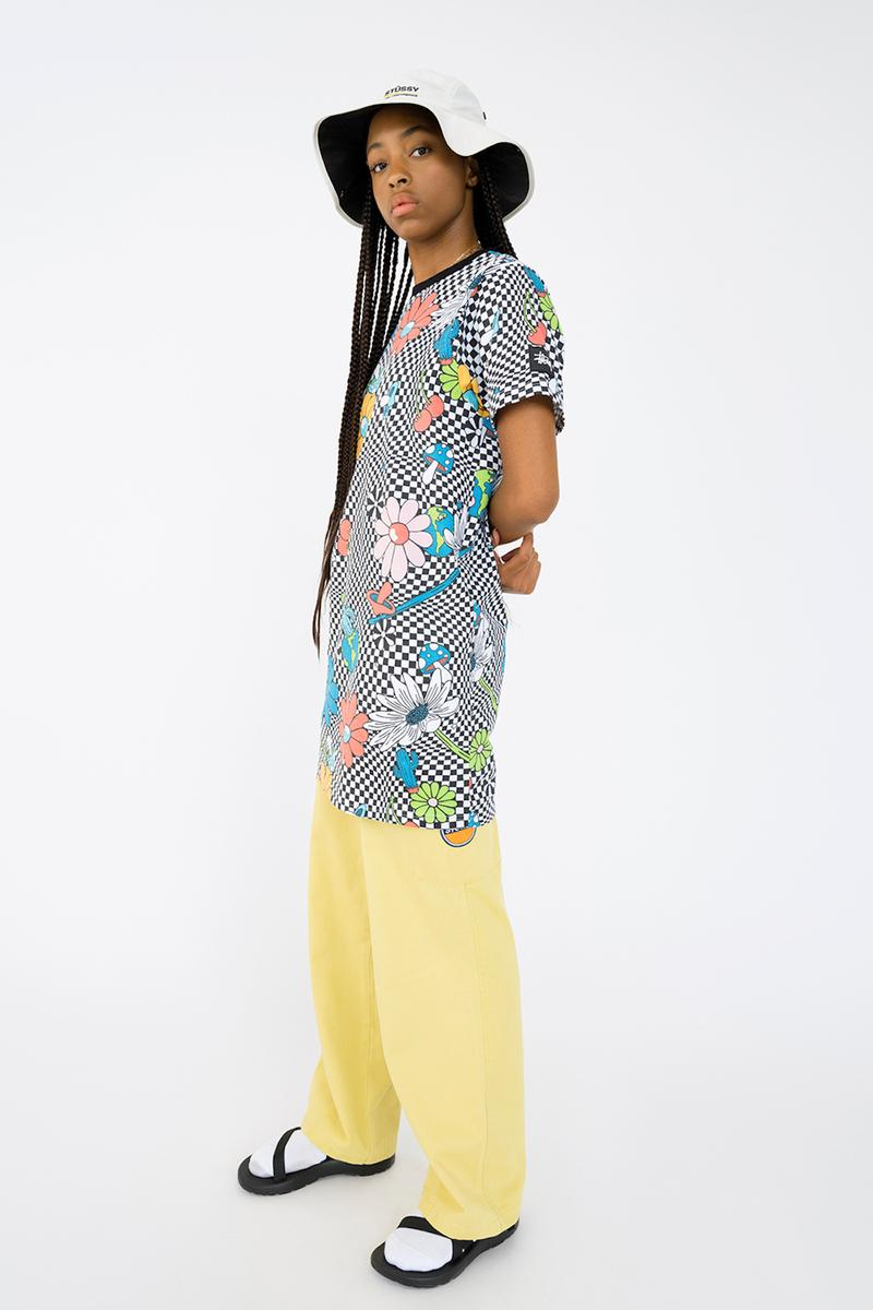 Stussy Summer 2019 Streetwear Lookbook Colorful Logo SS19