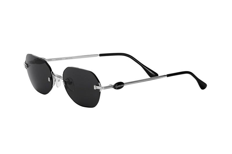 Supreme Sunglasses Collection Summer Release Eyewear Accessories Collection Drop Frames