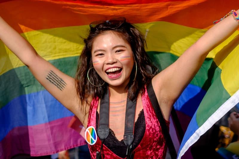 Taiwan Woman LGBTQ