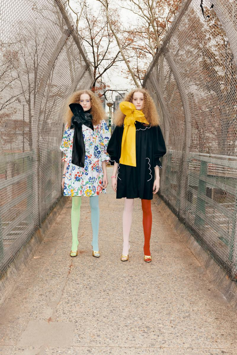 The Marc Jacobs Campaign Lookbook Release New Label Marc Jacobs Brand RTW Ready To Wear Range Accessories Apparel