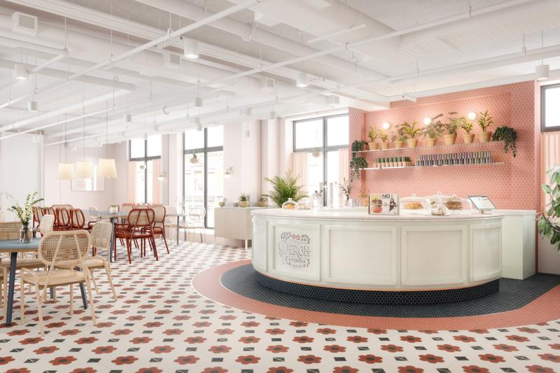 The Wing Opens Location in London Fitzrovia Soho Women's Work Space Members Club Professionals