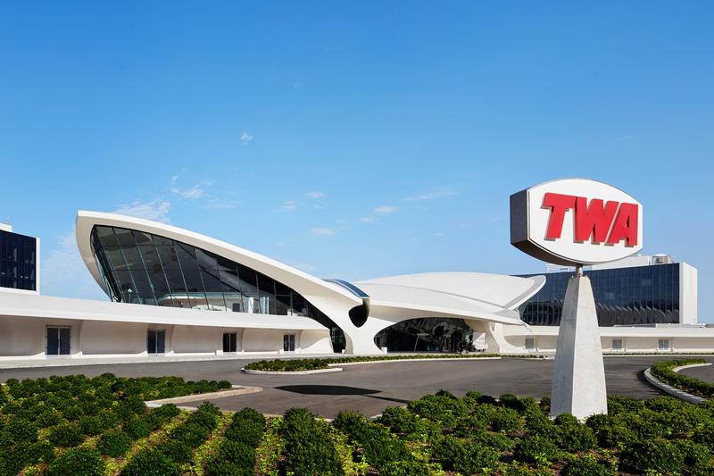 TWA Hotel JFK Airport New York