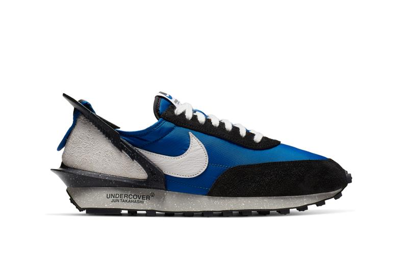 Undercover x Nike Daybreak Collaboration Blue Jay Summit White