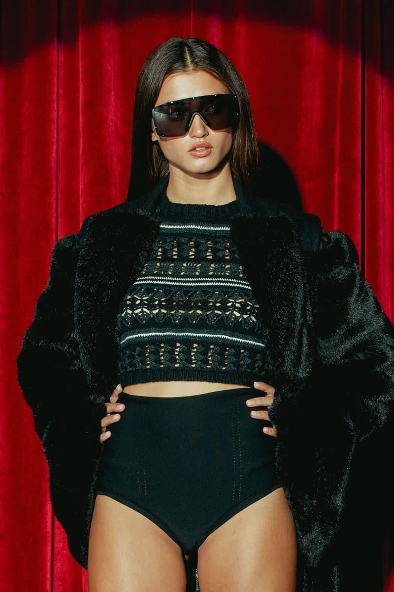 Vera Wang Han Sunglasses Spring Summer 2019 Lookbook