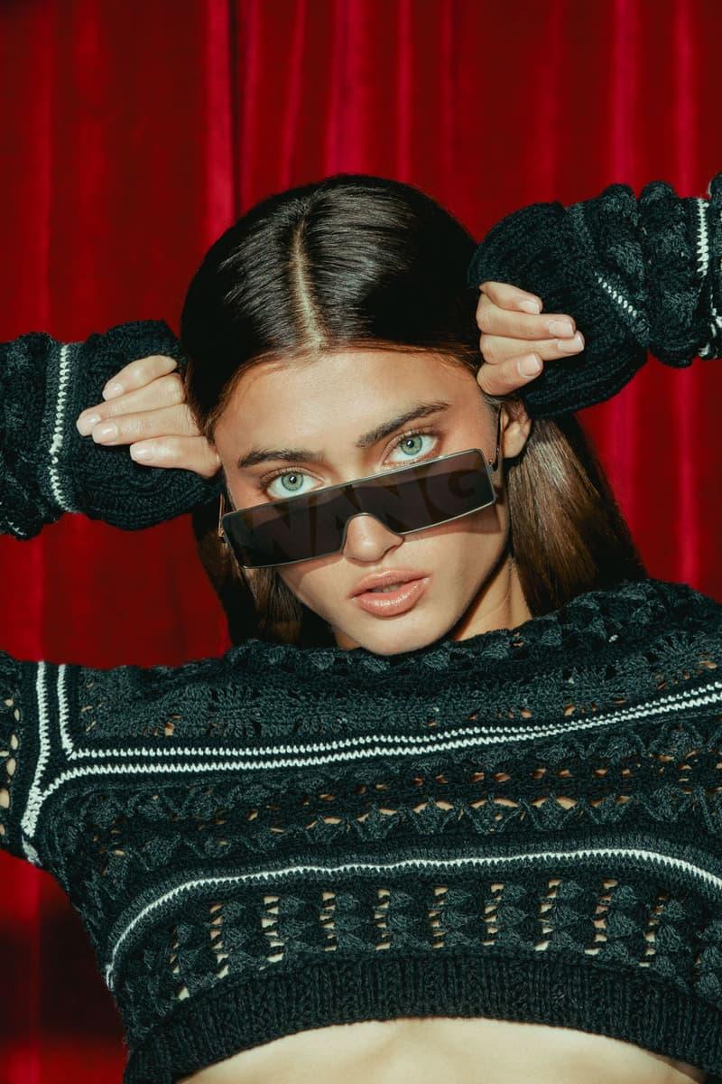 Vera Wang Wang Sunglasses Spring Summer 2019 Lookbook