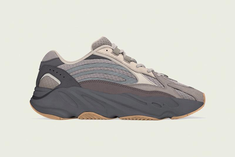 adidas Originals YEEZY BOOST 700 V2 Tephra Cement Brown