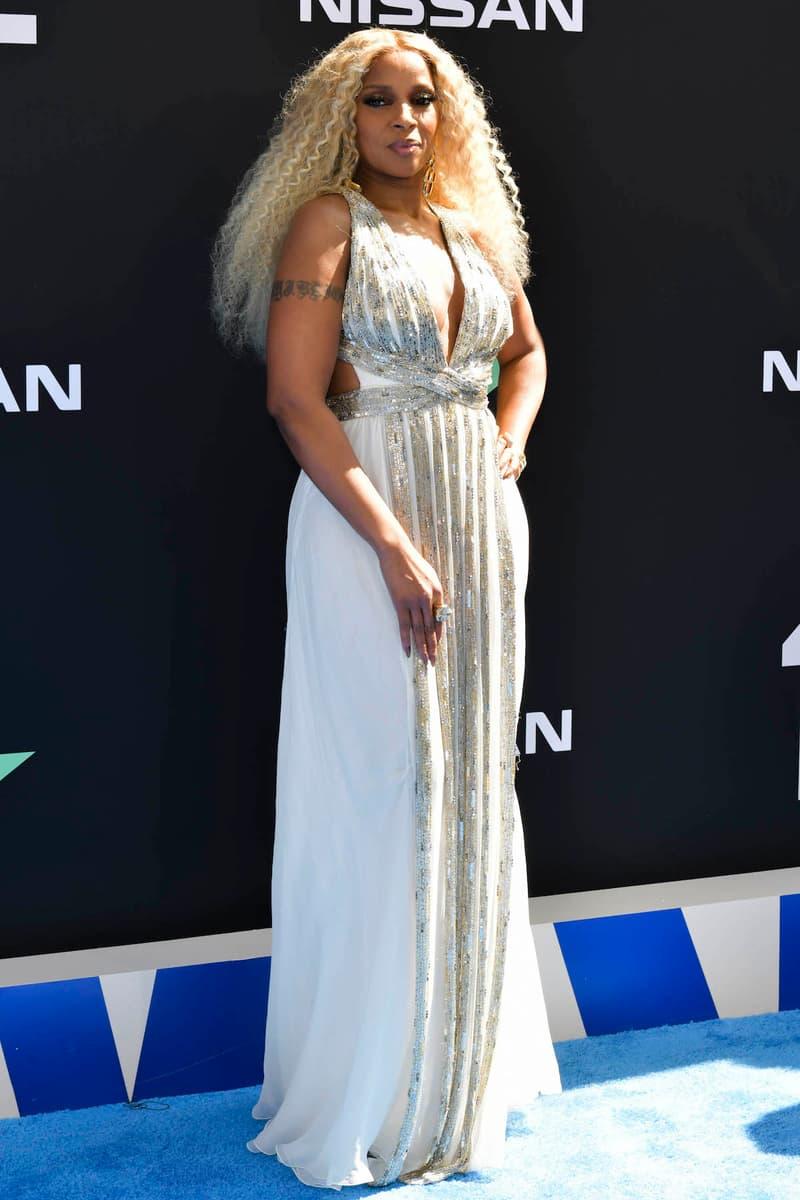 2019 BET Awards Best Red Carpet Looks Full List of Winners Lizzo H.E.R Doja Cat Cardi B Karrueche Tran Ella Mai Yara Shahidi Fashion Music Event