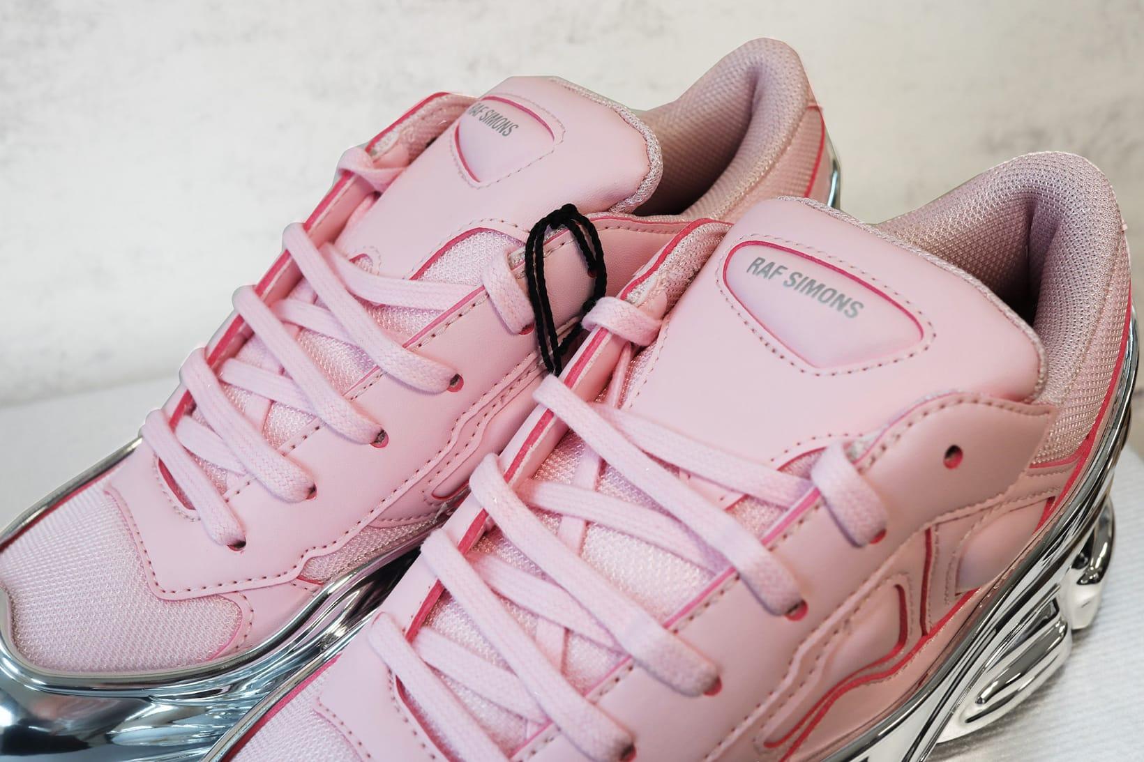 adidas x Raf Simons RS Ozweego Pink