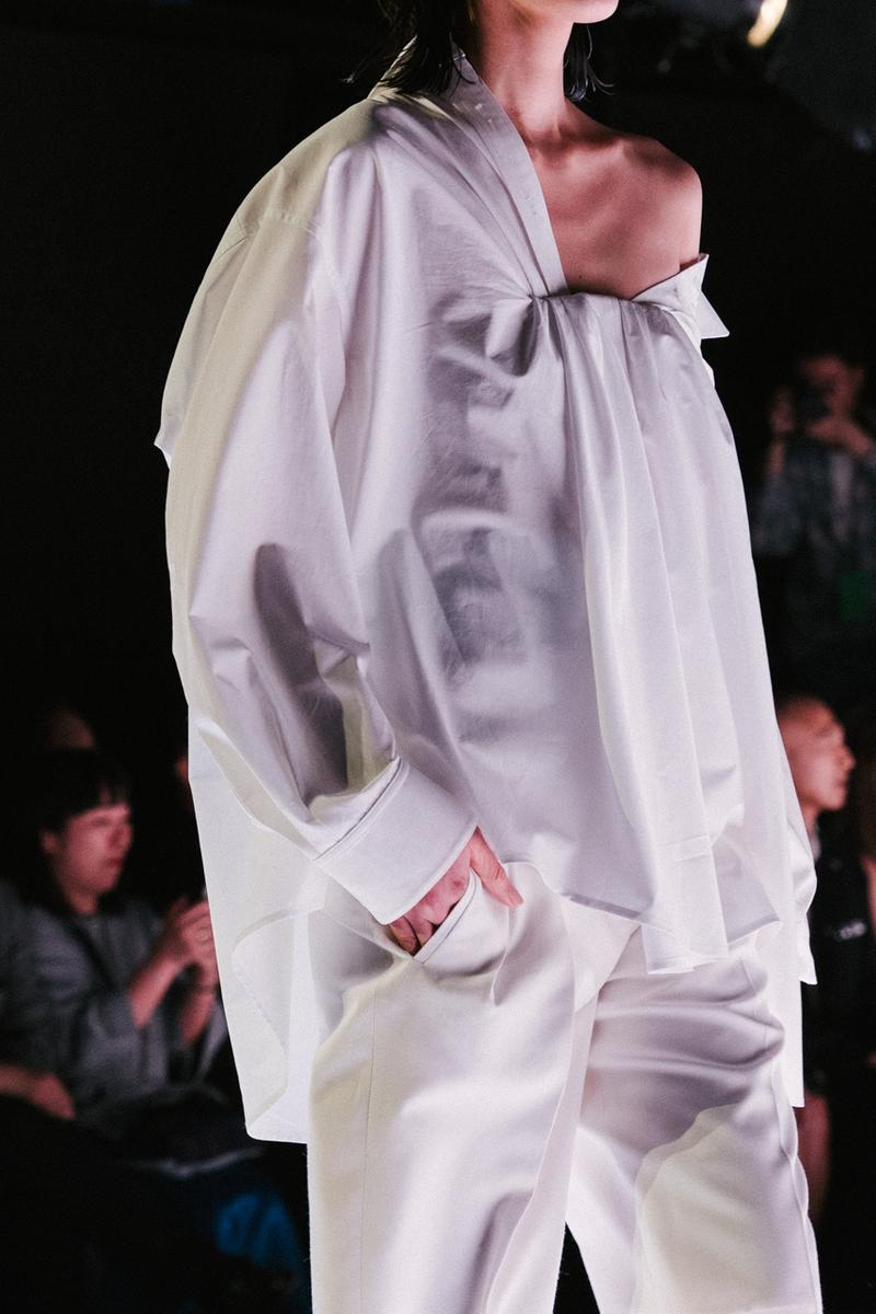 Alexander Wang Spring Summer 2020 Runway Show Rockefeller Center New York American Flag America Designer Models White