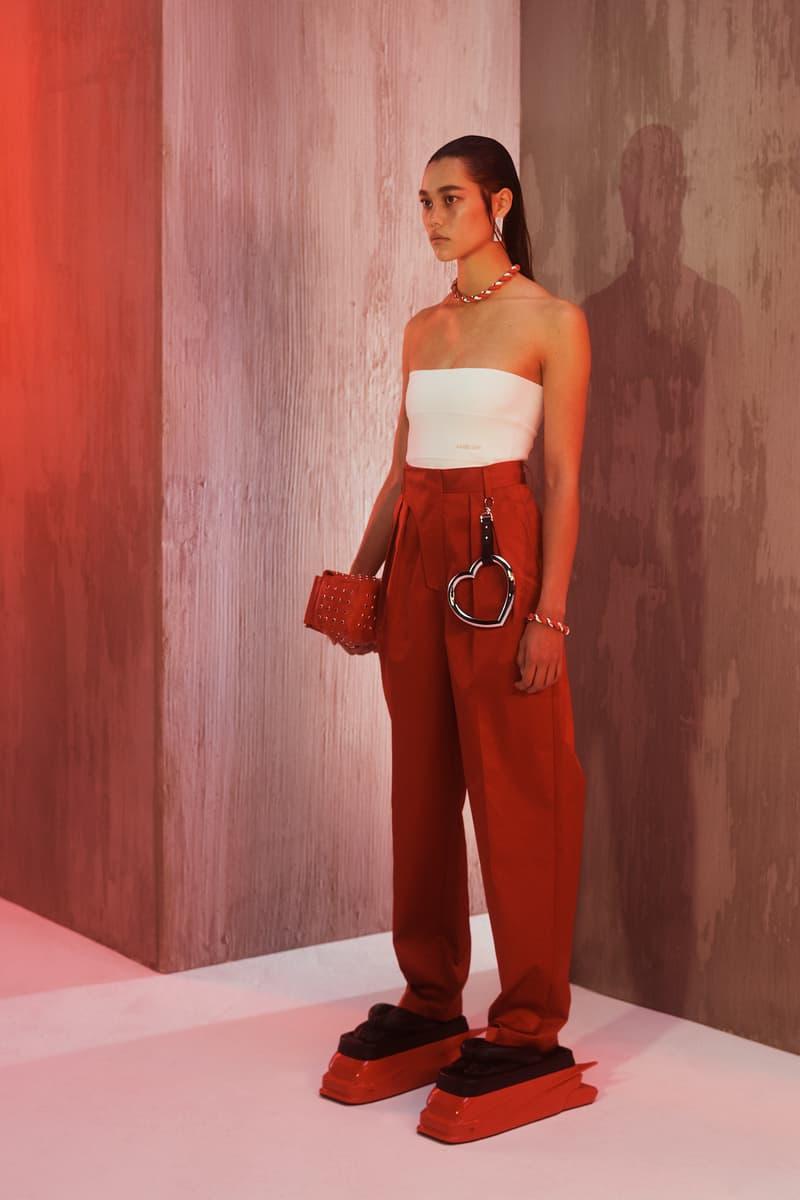 AMBUSH Spring/Summer 2020 Lookbook Collection Yoon Ahn Verbal Streetwear Range
