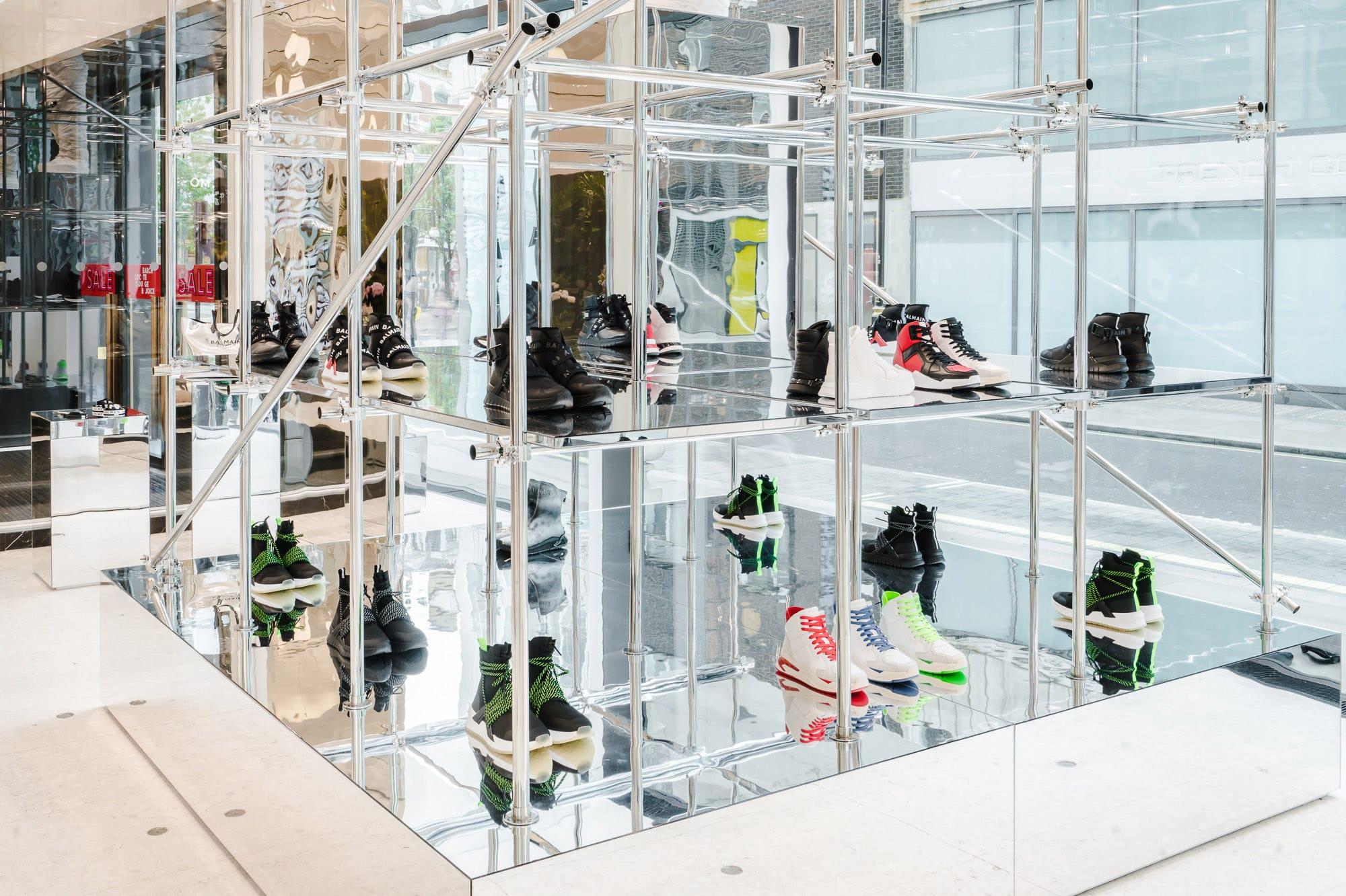 Balmain x Selfridges Sneaker