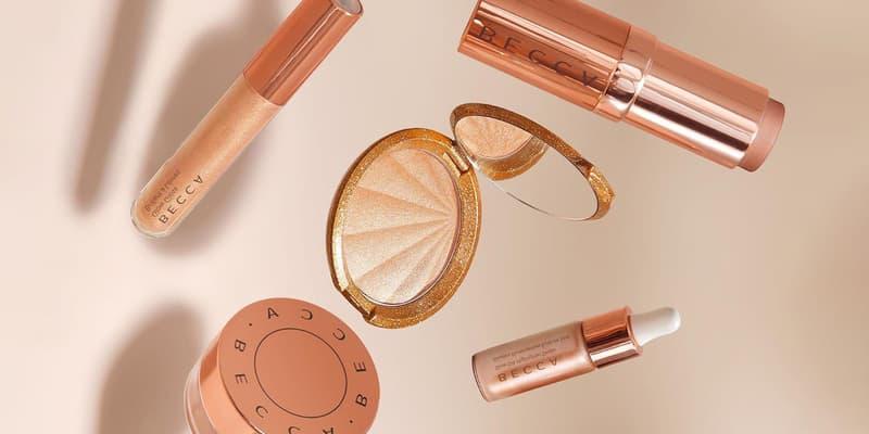 BECCA Cosmetics Champagne Pop Highlighter Drop | HYPEBAE
