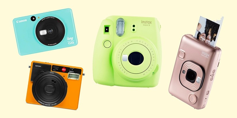 Best Polaroid Camera 2020 Best Instant Cameras of 2019: Fujifilm, Polaroid | HYPEBAE