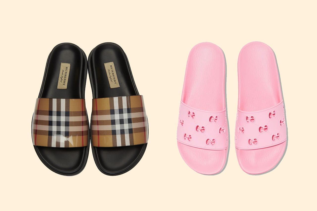 Best Luxury Women's Slides: Gucci