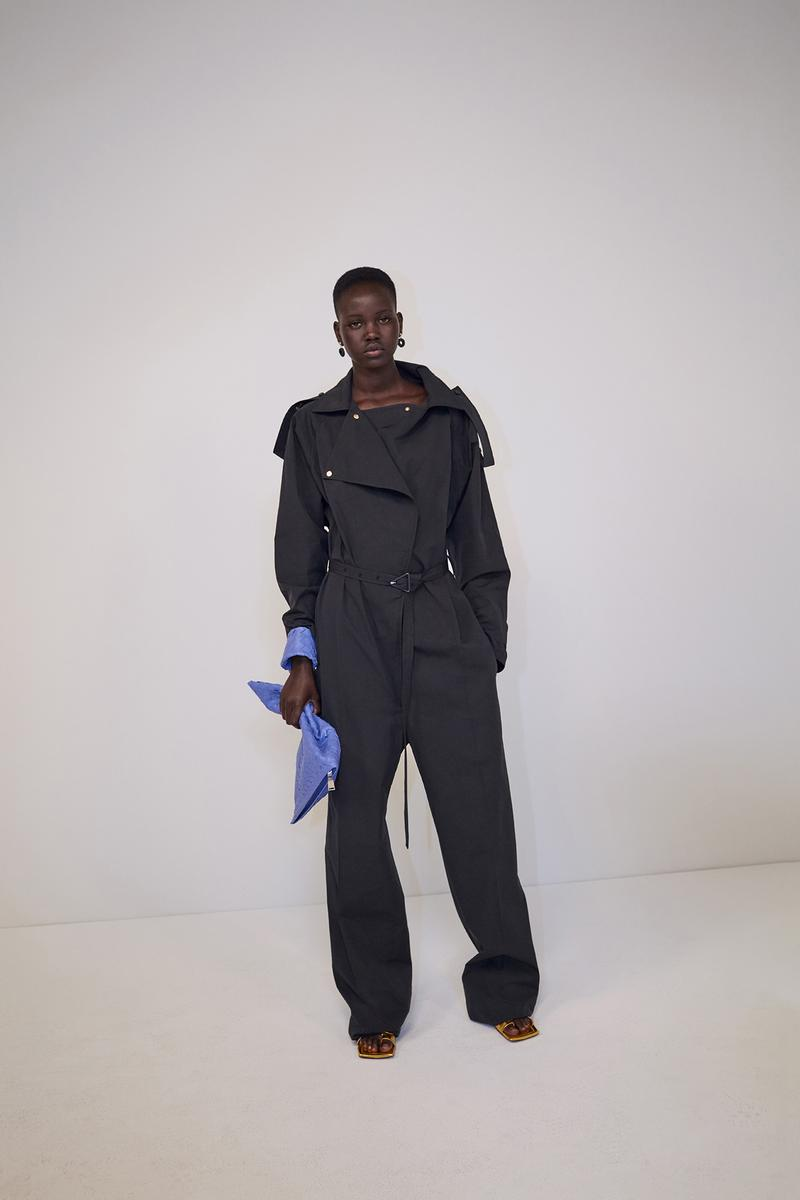 bottega veneta pre spring 2020 lookbook daniel lee leather bag footwear