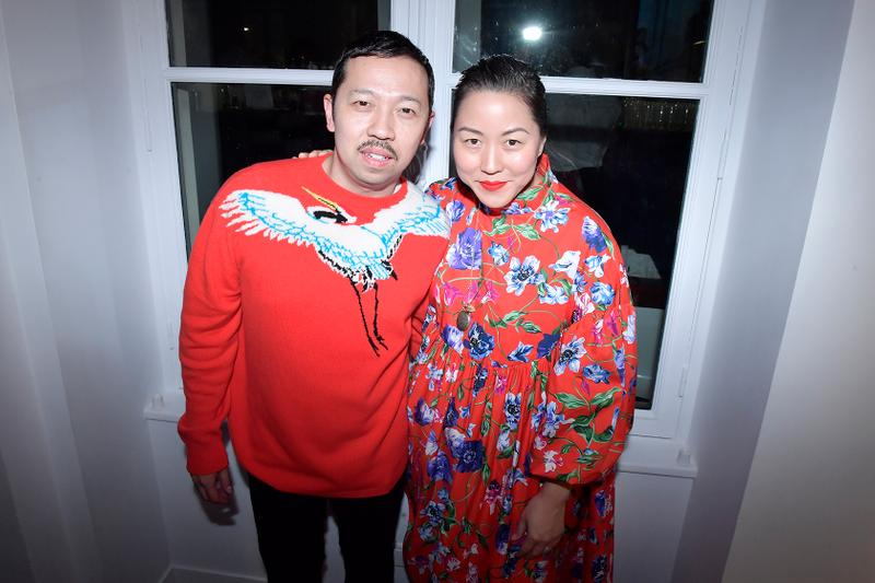 Humberto Leon Carol Lim KENZO Fashion Show Paris French LVMH Opening Ceremony Final Last Runway