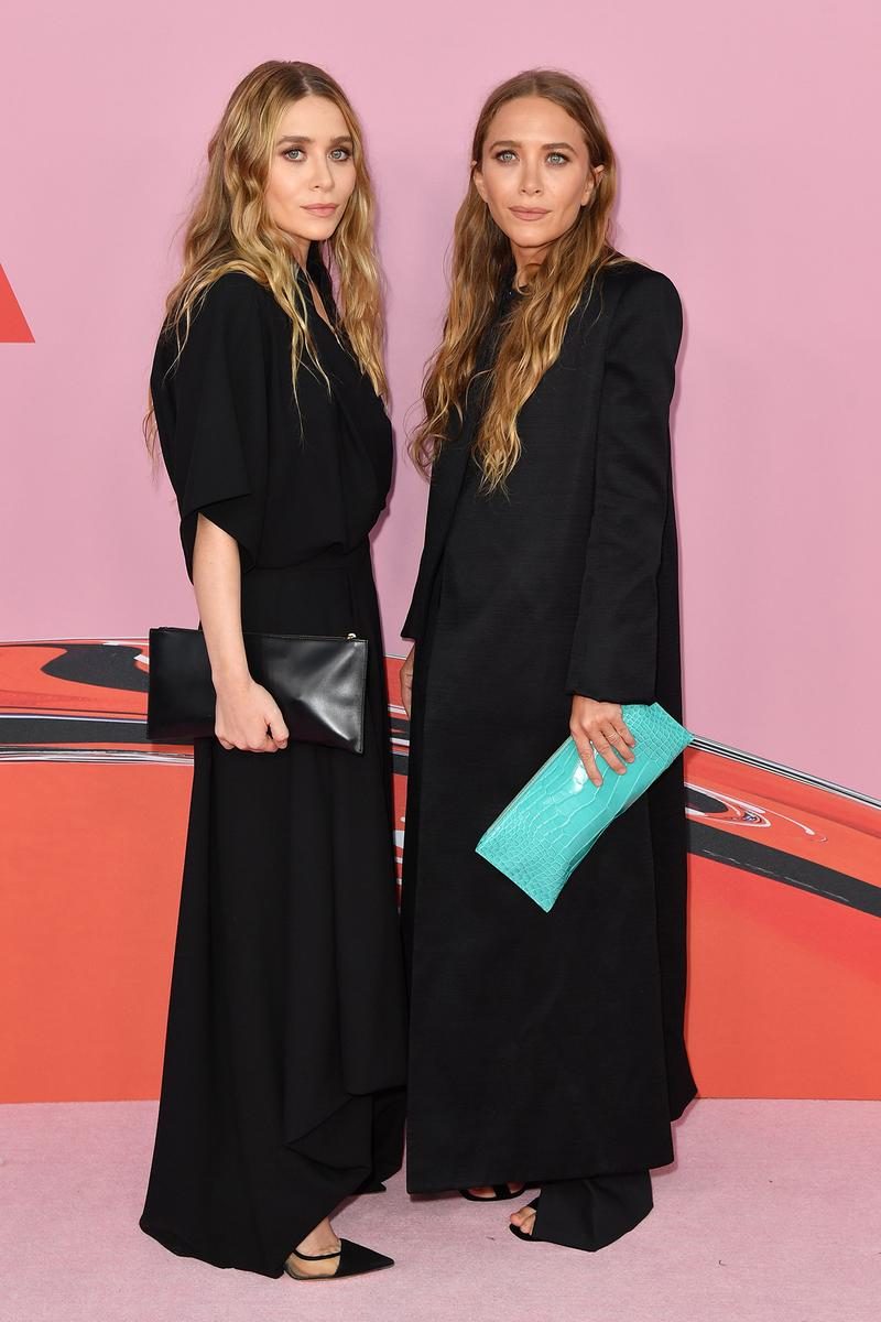 CFDA Fashion Awards 2019 Red Carpet Mary Kate Ashley Olsen Designers Twins the row