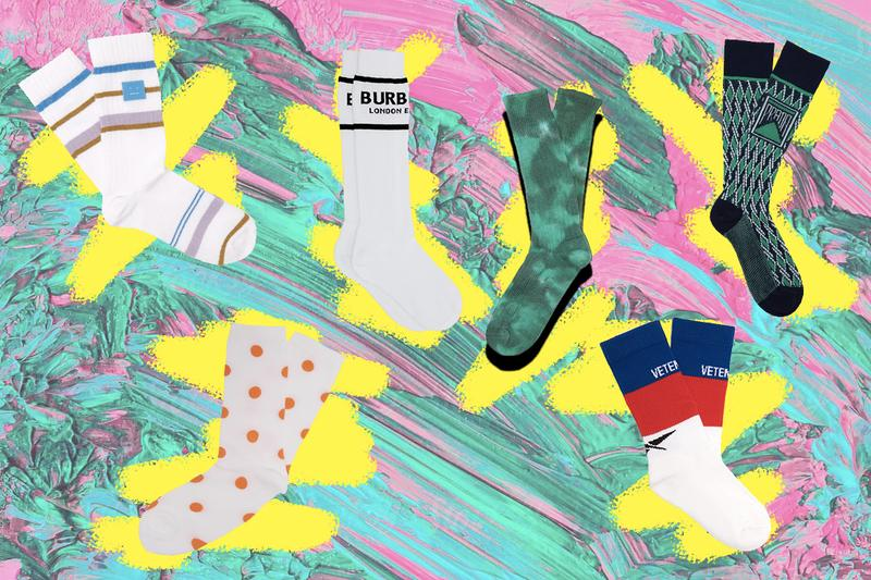 Designer Socks Under $60 USD Online Sale Deal GANNI Vetements Prada Acne Studios Prada Suicoke