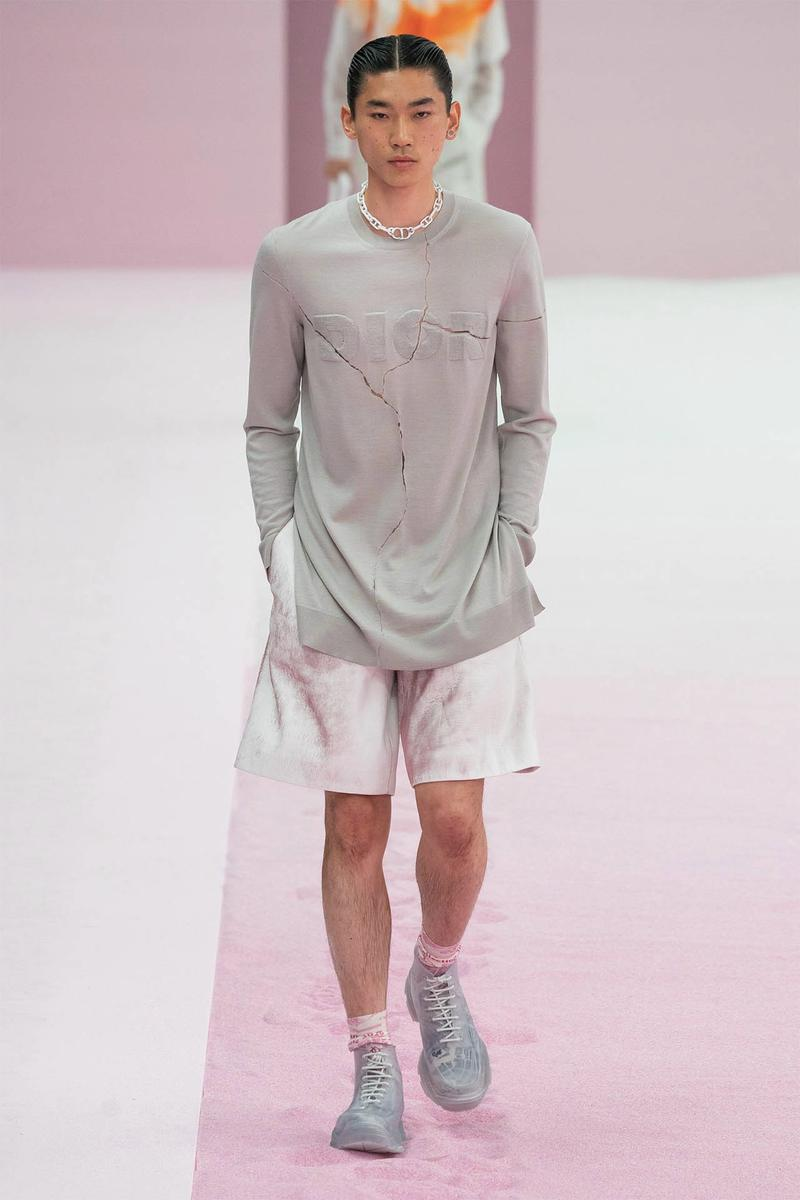 Dior Spring/Summer 2020 Accessories Closer Look Yoon Kim Jones Daniel Arsham Rimowa Collection Collaboration Details Jewelry Design