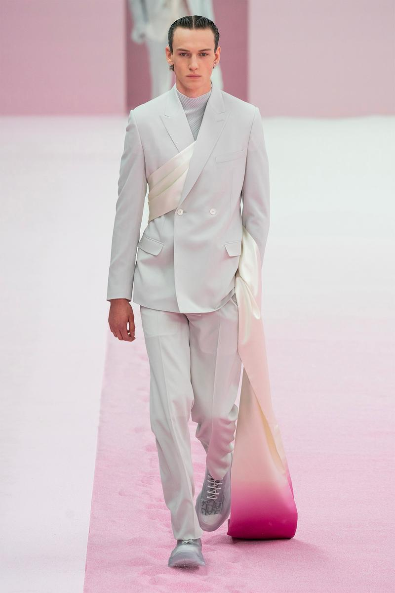 Dior Men Homme Spring Summer 2020 SS20 Paris Fashion Week Men's Runway Kim Jones