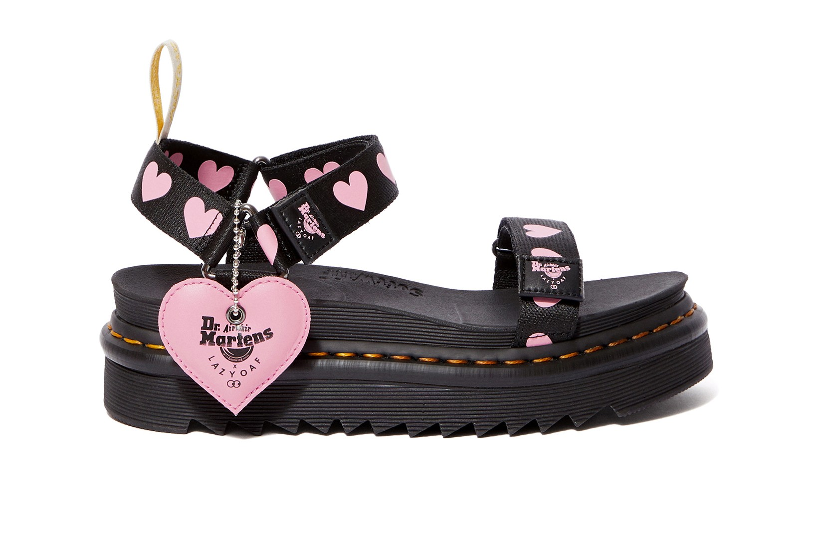 doc platform sandals