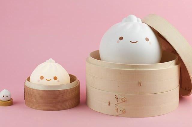 2a29aa1e5692a This Giant Dumpling Lamp Is the Cutest Thing You'll See Today