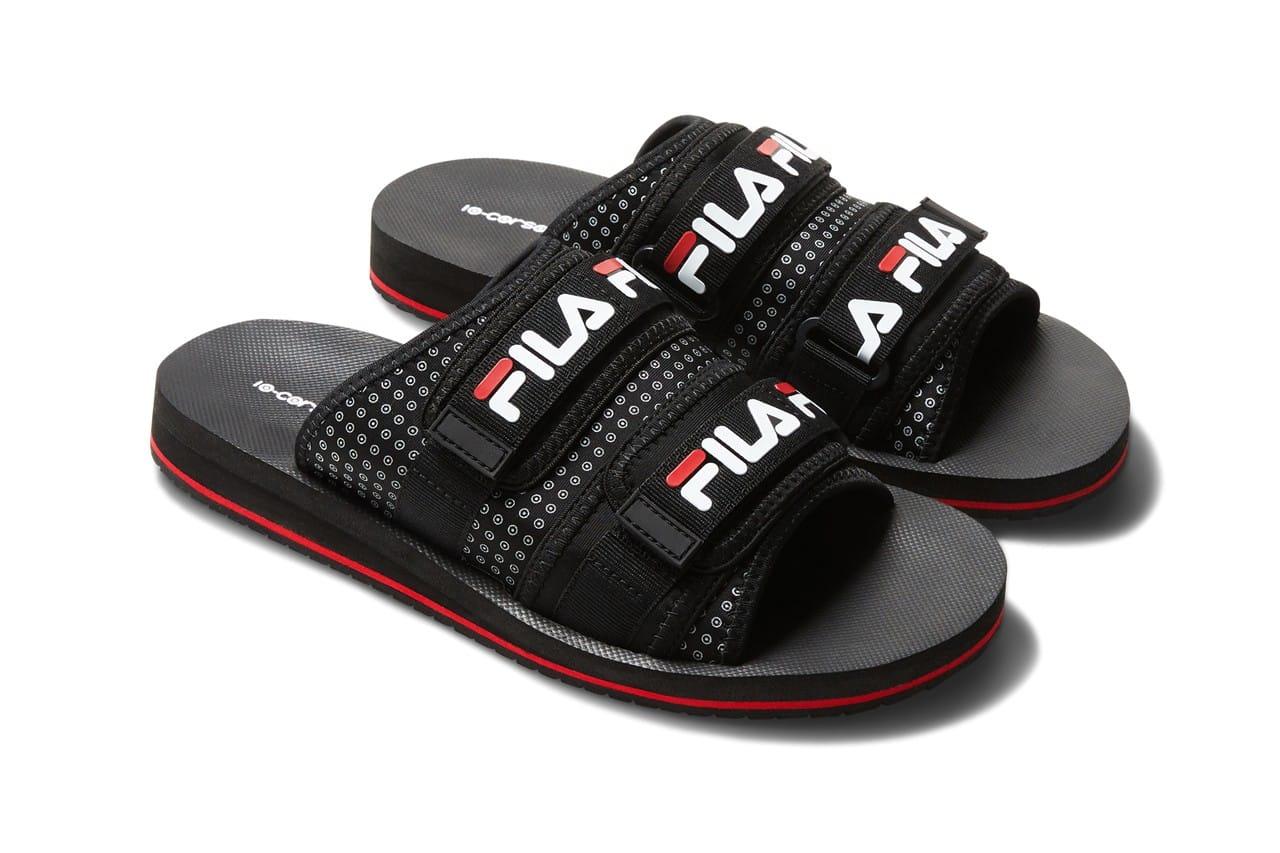FILA x 10 Corso Como Logo Sneaker
