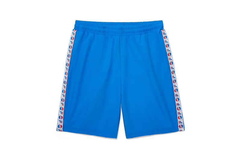 FILA x Pepsi Capsule Collection Shorts Blue