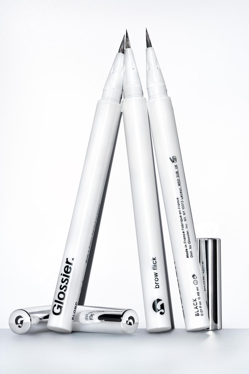 Glossier Brow Flick Eyebrow Pen Product Release