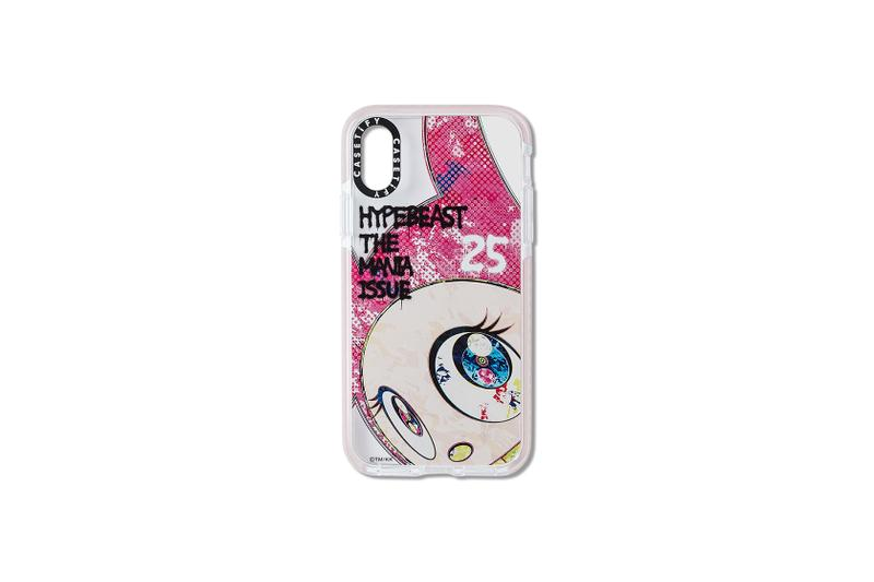 hypebeast magazine issue 25 mania takashi murakami art design phone case apple iphone casetify xs max hbx posters notebooks folders postcards stationary mr dob illustration hbxwm stationary accessories