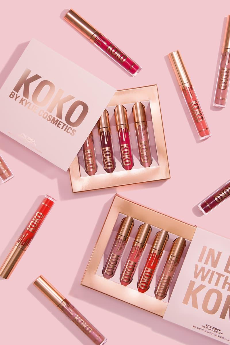 Kylie Cosmetics Koko Collection Liquid Lipstick