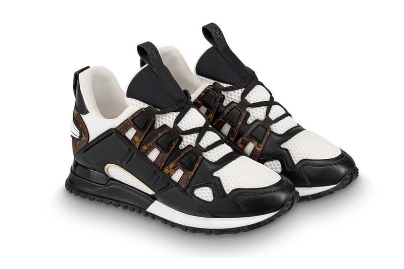 e583dd931bf03 Louis Vuitton Run Away Sneaker Shoe Release Chunky Sole Platform Footwear  Luxury Designer Trainer