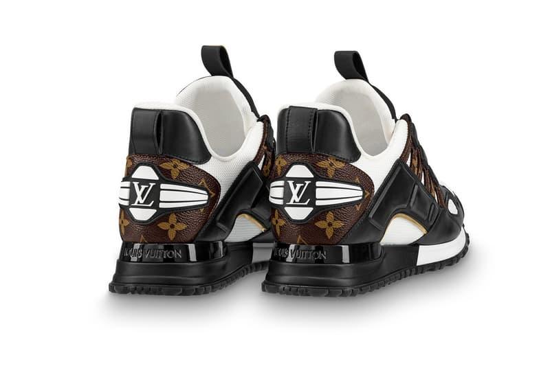 Louis Vuitton Run Away Sneaker Shoe Release Chunky Sole Platform Footwear Luxury Designer Trainer