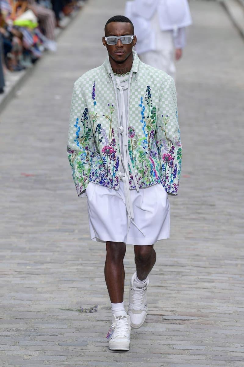 Mens Fashion 2020 Summer.Louis Vuitton Spring Summer 2020 Paris Show Hypebae