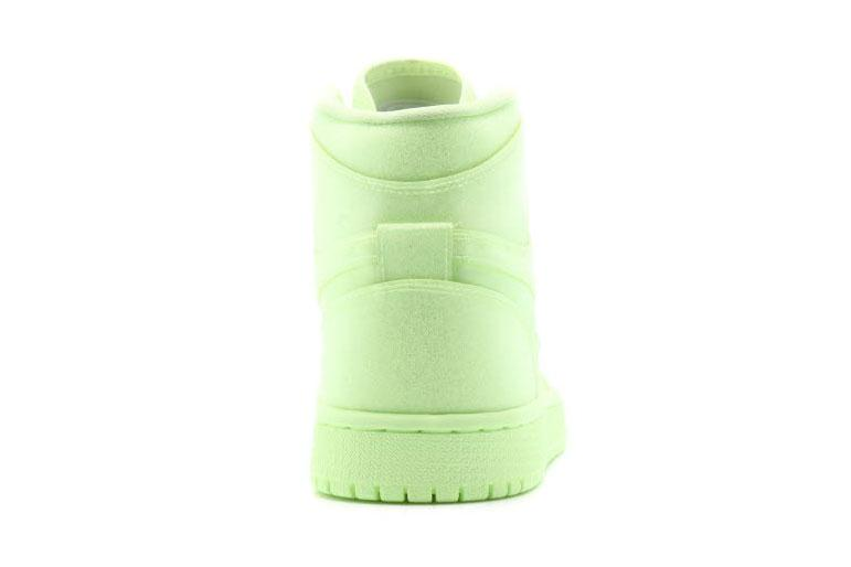 Nike Air Jordan 1 Retro High Barely Volt Green Neon Sneaker