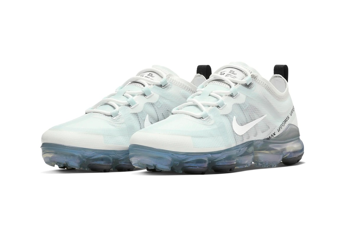 cheap for discount 4ebf6 44de7 Nike Releases Air VaporMax 2019 in Ghost Aqua | HYPEBAE