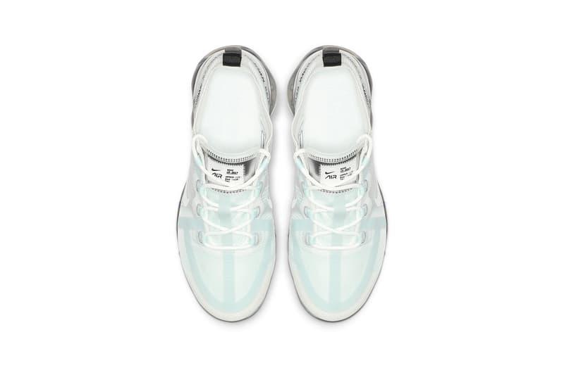 Nike Air VaporMax 2019 Ghost Aqua Black