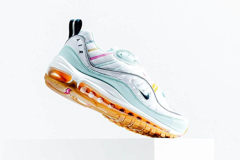 save off e6ef4 91e0d Nike's Tri-Colored Teal Air Max 98 Is Perfect | HYPEBAE