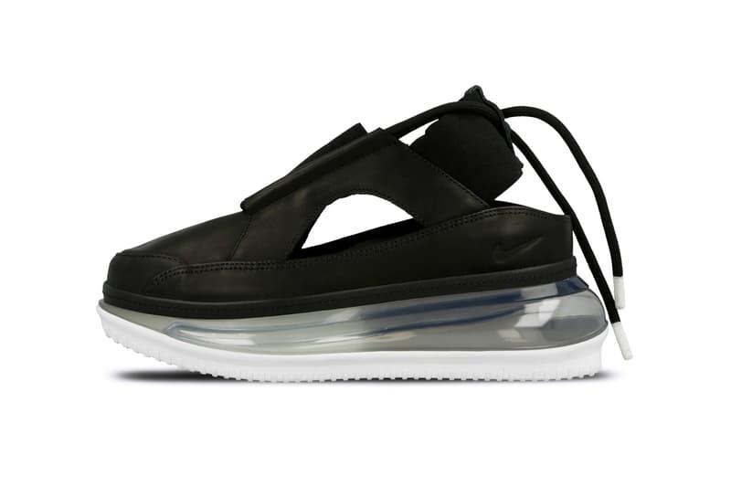 Nike Air Max FF 720 Black Metallic Silver