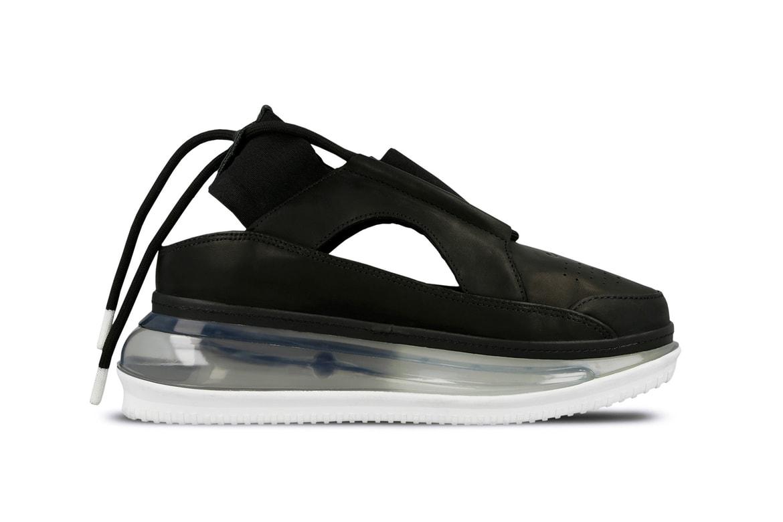 Ficticio Marca comercial rock  Nike Releases Air Max FF 720 in Summit White   HYPEBAE