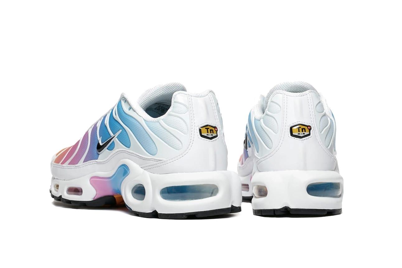 new air max plus rainbow