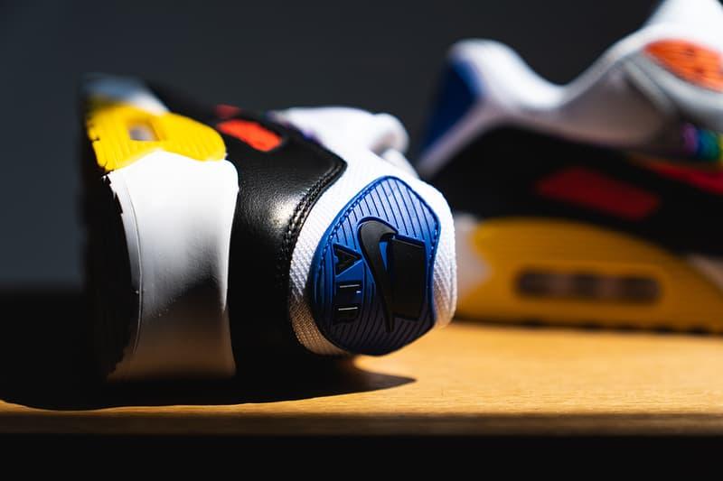 Nike Betrue Pride Month 2019 Rainbow Sneakers LGBT LGBTQ Air Max 90