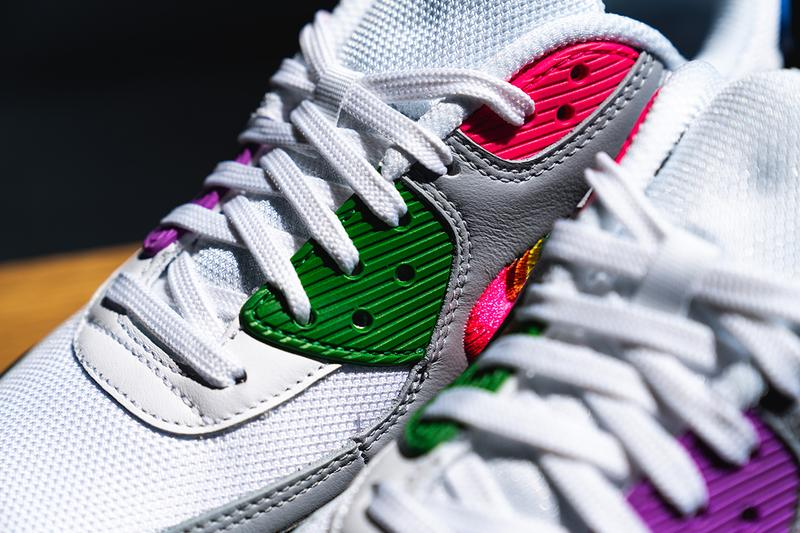 Nike Betrue Pride Month 2019 Rainbow Sneakers LGBT LGBTQ Air Max 90