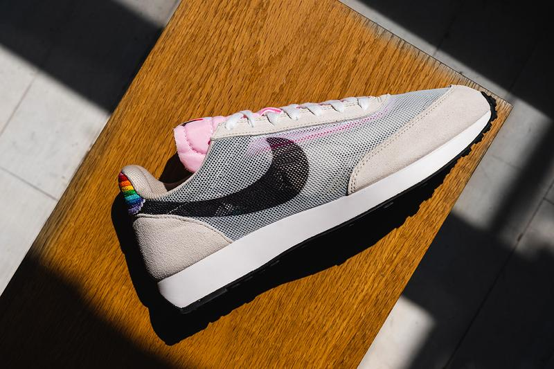 6a93a19d26 Nike Betrue Pride Month 2019 Rainbow Sneakers LGBT LGBTQ Tailwind 79