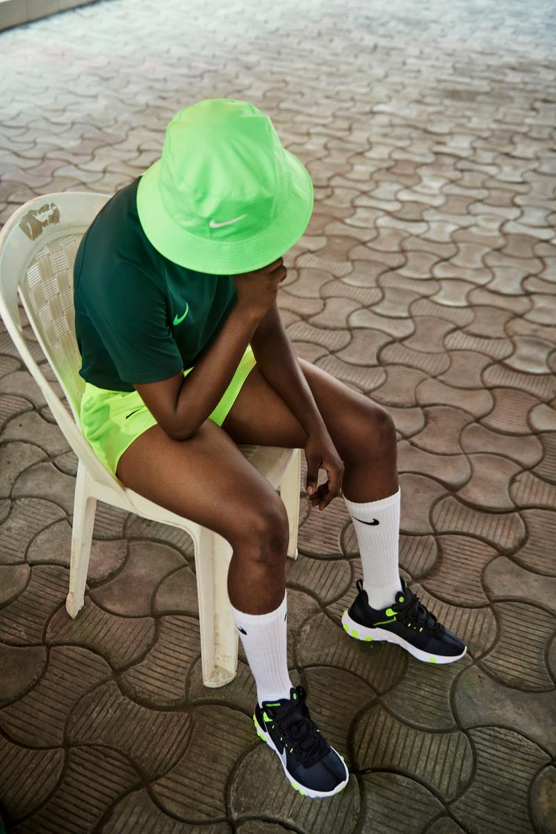 Womens World Cup Nigeria Asisat Oshoala Interview Football FIFA Editorial Foundation