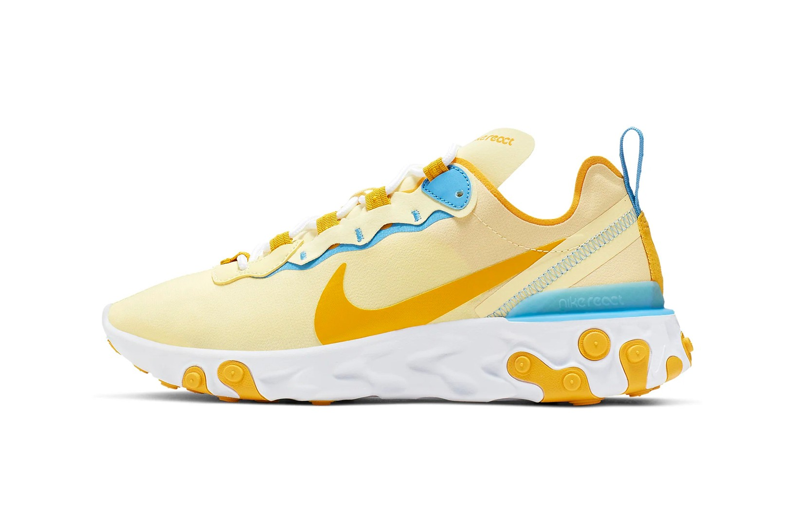 React Element 55 in Bicycle Yellow